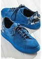 Elle Sneaker Ayakkabı Mavi